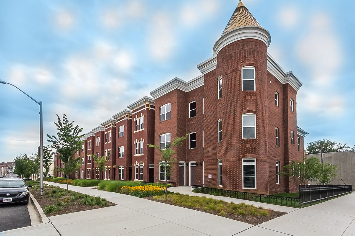 Barclay project 'creating the market' for new Baltimore City homes