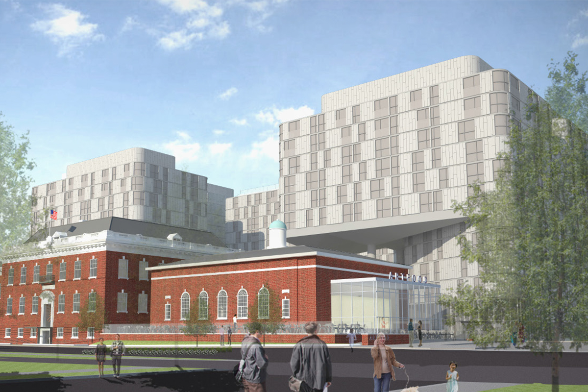 A look at the latest plan for redevelopment of D.C.'s Randall School